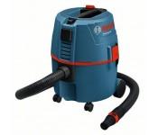 Пылесос для влажного и сухого мусора  GAS 20 L SFS Professional