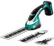ASB 10,8 LI Set BOSCH Комплект аккумуляторные ножницы для травы и кустов