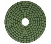 100 мм Алмазный полировальный круг, зернистость 3000  Bosch