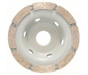 105 x 22,23 x 3 мм Алмазный чашечный шлифкруг Standard for Concrete  Bosch