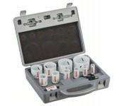 Набор Progressor из 14 коронок 19, 22, 25, 29, 35, 38, 44, 51, 57, 65, 76 mm Bosch