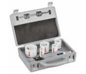 Набор для сантехника из 9 коронок 20, 25, 32, 38, 51, 64 mm Bosch