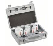 Набор из 9 коронок для электрика 22, 29, 35, 44, 51, 65 mm Bosch