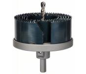 Набор из 6 пильных венцов 46, 53, 60, 67, 74, 81 mm Bosch