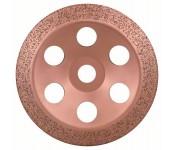 Твердосплавный чашечный шлифкруг 180 x 22,23 мм, мелкозерн., скошен. Bosch