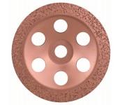 Твердосплавный чашечный шлифкруг 180 x 22,23 мм, среднезерн., плоск. Bosch