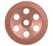 Твердосплавный чашечный шлифкруг 180 x 22,23 мм, мелкозерн., плоск. Bosch
