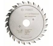 Диск для прорезания Top Precision Laminated Panel 120 x 20 x 2,8-3,6 mm, 12+12 Bosch