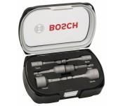 Набор торцовых ключей 6 предм. 50 мм, 6, 7, 8, 10, 12, 13 мм Bosch