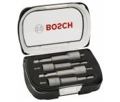 Набор торцовых ключей 4 предм. 65 мм, 8, 10 мм Bosch