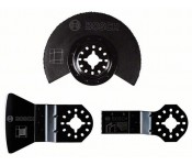 Набор по керамической плитке из 3 шт. AIZ 20 AB (1 шт.), ATZ 52 SC (1 шт.), ACZ 85 LMT (1 шт.) Bosch