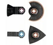 Набор по керамической плитке из 4 шт. ACZ 85 RT (1x), AVZ 78 RT (1x), ATZ 52 SC (1x), AIZ 20 AB (1x) Bosch