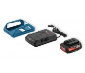 Аккумулятор GBA 18 В 2,0 А•ч MW-B + GAL 1830 W Wireless Charging Professional