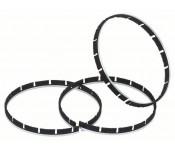 Запасная щетка для вытяжного кожуха для шлифмашин по бетону Bosch GBR 14 CA Professional