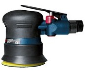 Эксцентриковая шлифмашина, 12000 об./мин, 80 мм Professional