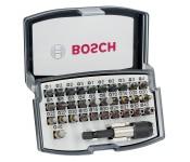 Набор из 32 бит PH, PZ, T,  Bitholder Bosch