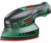 EasySander 12 (1 аккумулятор) Bosch для домашнего мастера