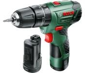 EasyImpact 12 (2 аккумулятора) Bosch для домашнего мастера