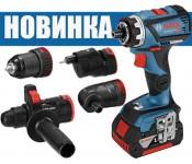 GSR 18V-60 FC Professional FlexiClick